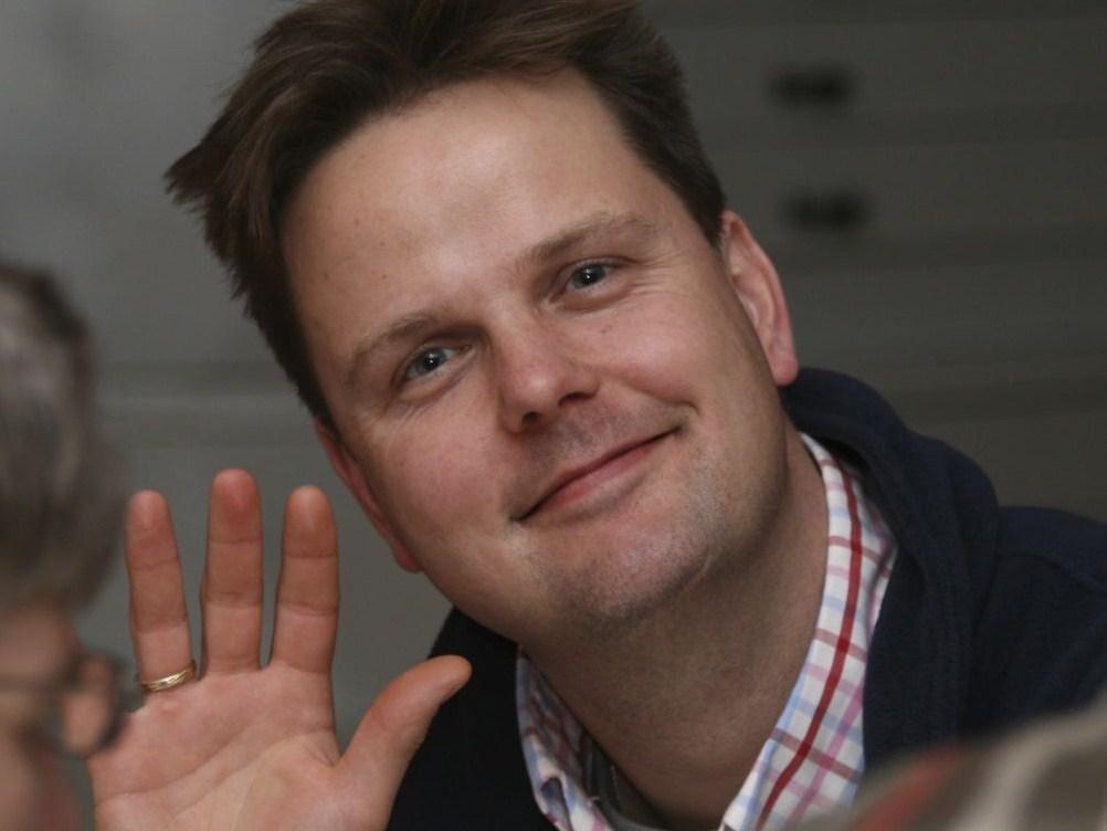 Maarten-Willem  Gronouwe
